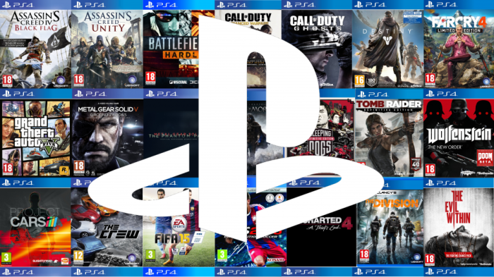 Upcoming PS4 games I'm looking forward to
