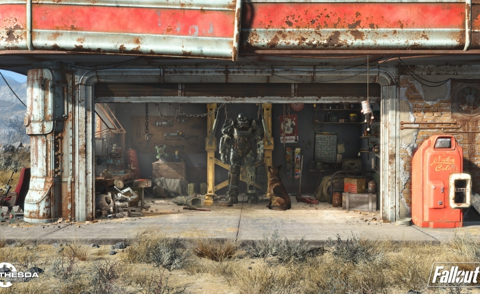 More Fallout 4 details and a release date?