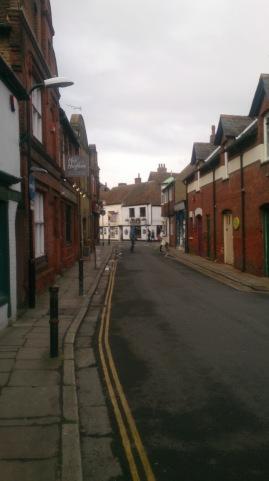 SWstreet